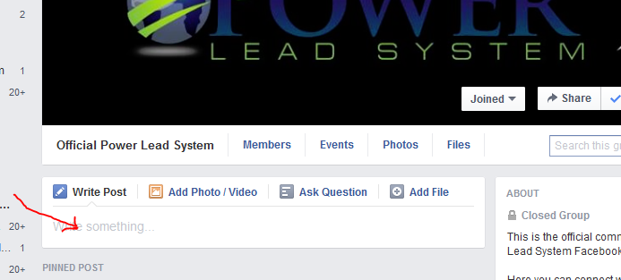Power Lead System Logo made up of a dark background and lightning sign and the name in blue and yellow colors